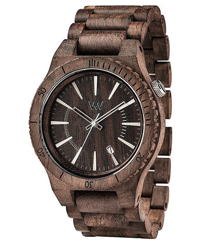 WeWood Assunt Chocolate Wrist Watch