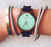 Womens Wood Watch by Jord - Frankie 35mm Series - Assorted Woods