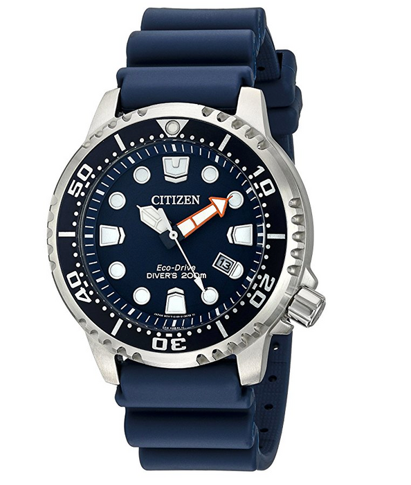 Promaster Eco-Drive Diver Watch by Citizen