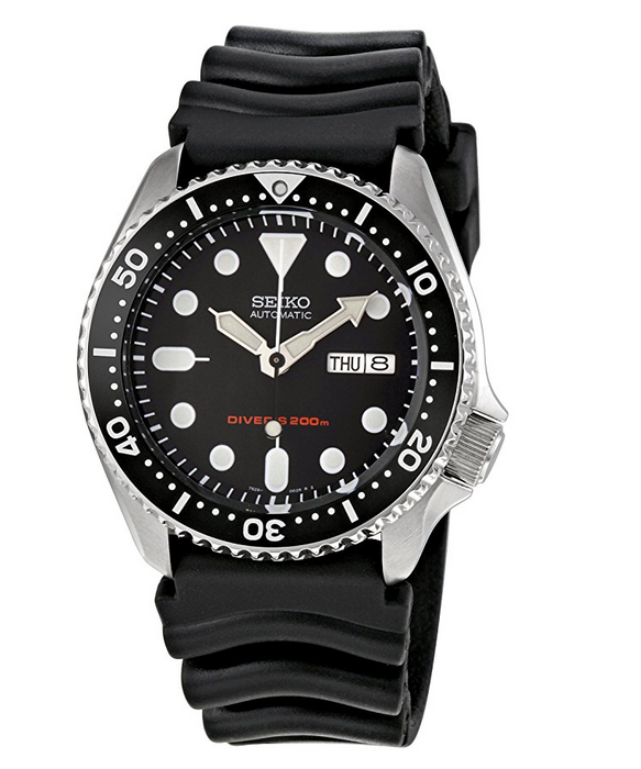 Men's Automatic Divers Watch by Seiko