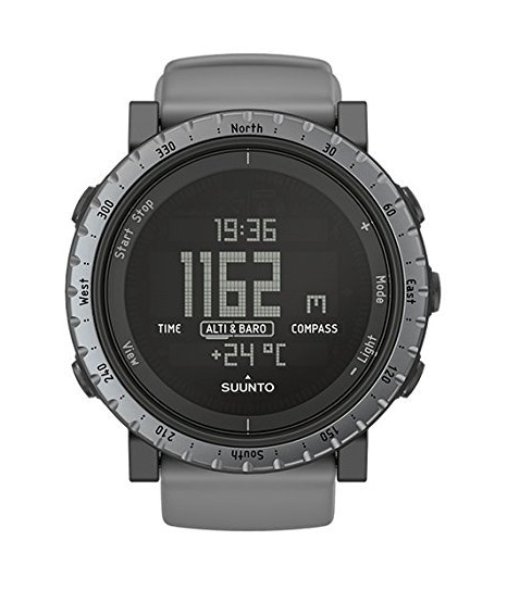 All-Purpose Military Watch by Suunto - Core - Altimeter, Barometer, Compass