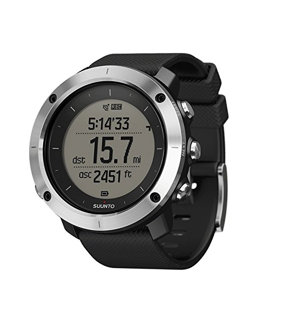All-Purpose Military Smart Watch by Suunto - Traverse