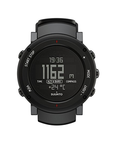 All-Purpose Military Watch by Suunto - Core Alu Deep Black