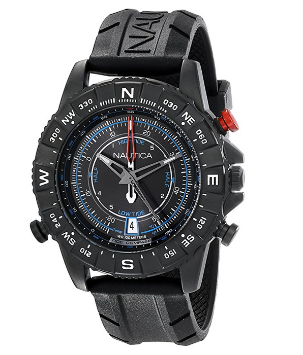 Mens Tide Temp Compass Sailing Watch by Nautica