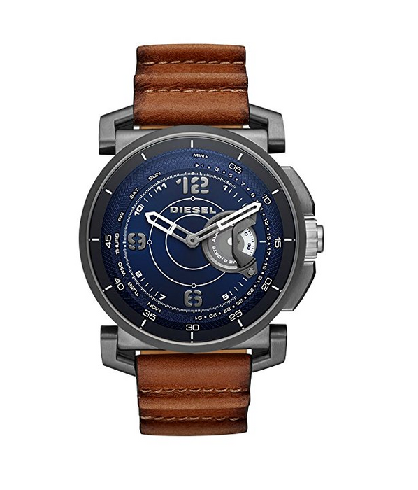 On Time Hybrid Smart Watch for Men by Diesel
