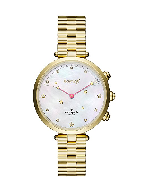 Womens Holland Hybrid Smart Watch by Kate Spade New York