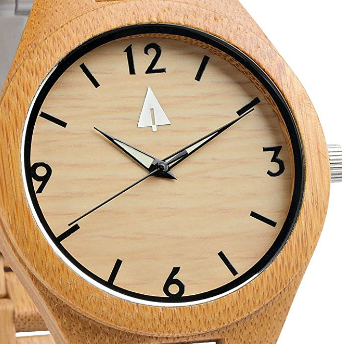 Modern Bamboo Watch by TreeHut
