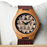 Authentic Bamboo Watch with Leather Strap for Men by TreeHut