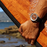 "Koa Hawaiian Wood Watch by Pono Woodworks - ""The Surfrider"""