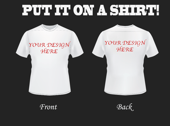 Your Custom Shirt