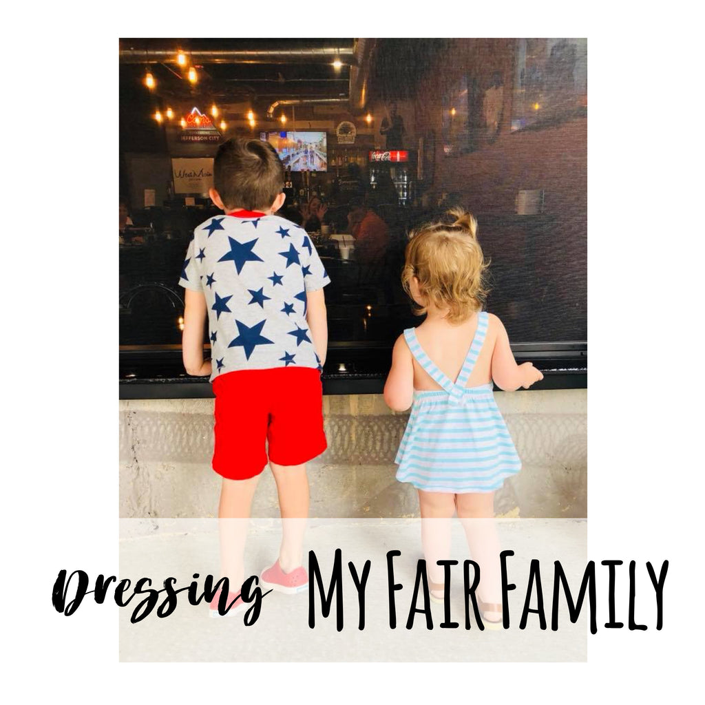 Dressing My Fair Family