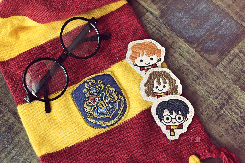 Harry Potter // Book Characters