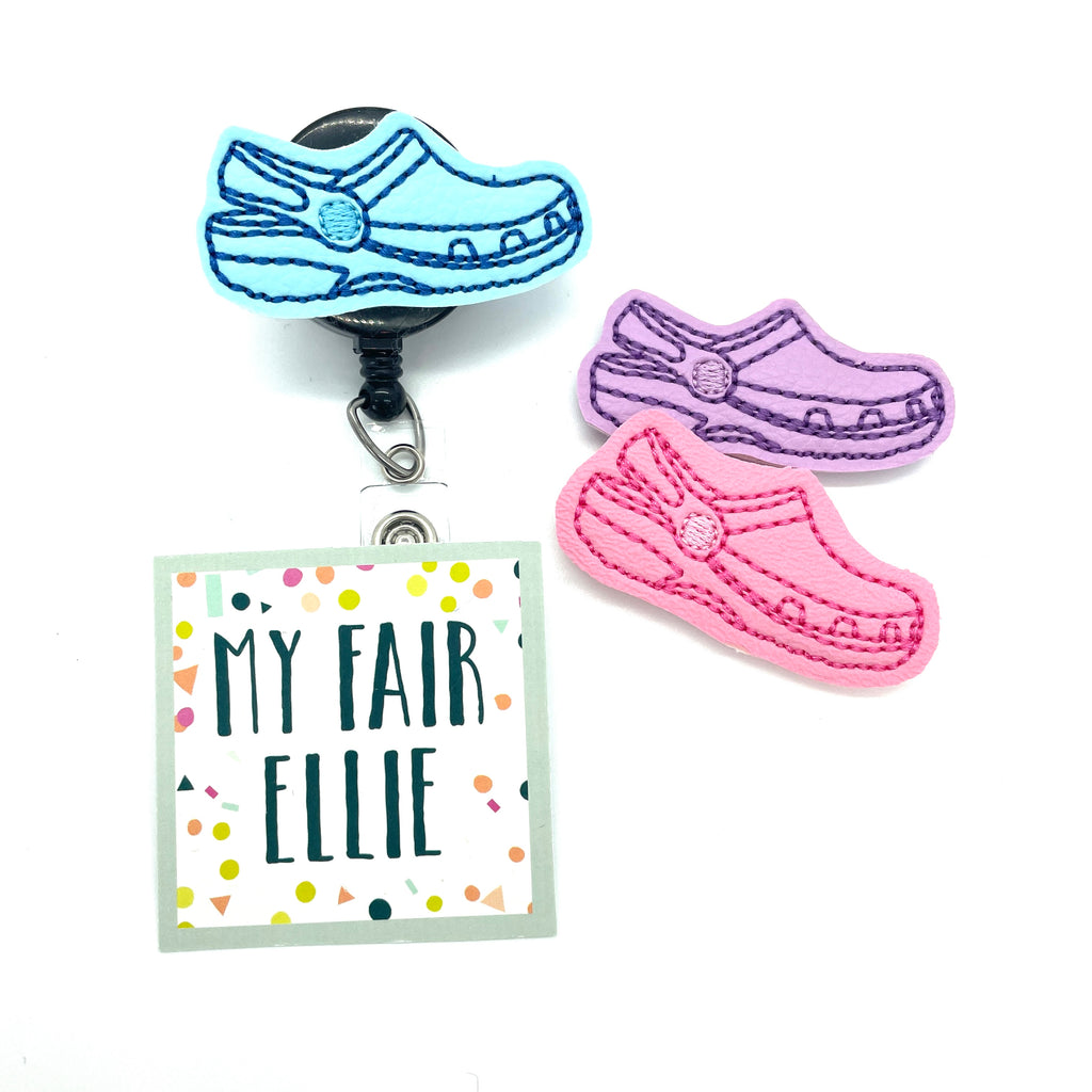 Crocs // Badge Buddy - TOPPER ONLY!