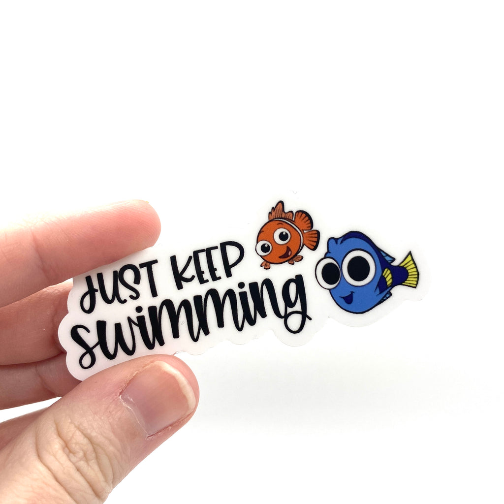 Disney Finding Nemo Stickers