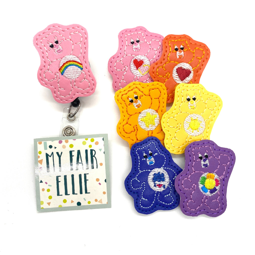 Care Bears Badge Buddy - TOPPER ONLY!