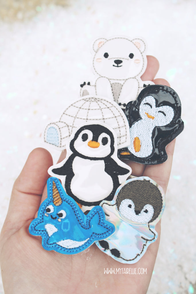 Winter Cuties // Badge Buddy