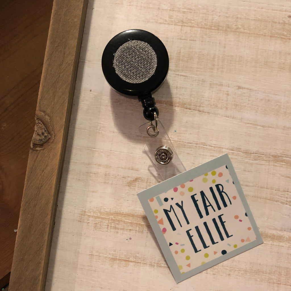 MAGNETIC Badge Buddy Base // BADGE REEL