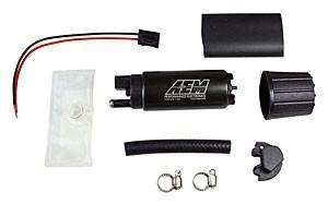 AEM 320LPH HIGH FLOW IN-TANK FUEL PUMP - UNIVERSAL