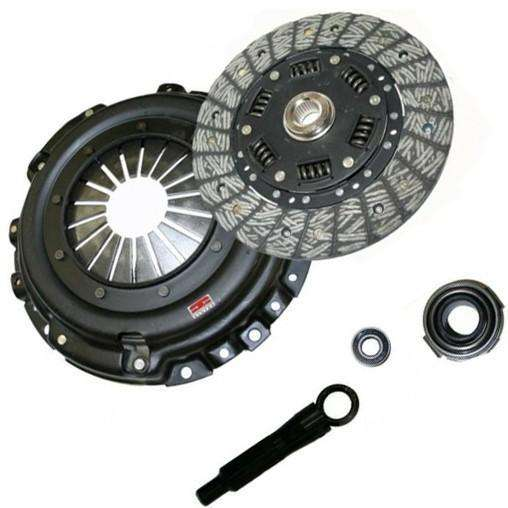 Comp Clutch 06+ WRX / 05-09 Legacy GT Stage 2-Steelback Brass Plus Clutch Kit (Includes Steel Flywheel)