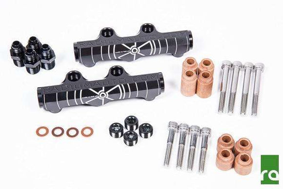 Radium Engineering Top Feed Fuel Rail Upgrade Kit for Subaru
