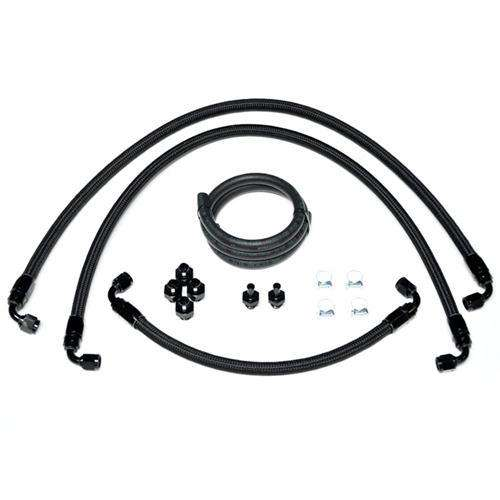 Injector Dynamics T1 Subaru STi SFC Feed Line Kit