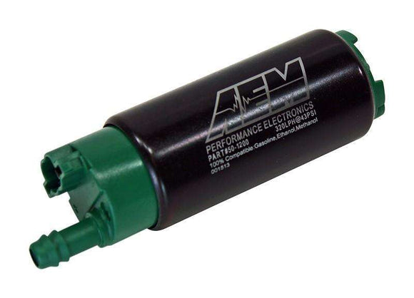 AEM ELECTRONICS E85 HIGH FLOW IN-TANK FUEL PUMP - UNIVERSAL