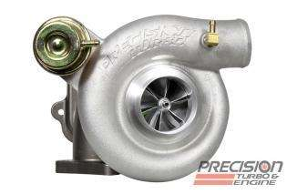 Precision Turbo Factory/Stock Location Upgrade Turbocharger - Subaru WRX, STi, Forester