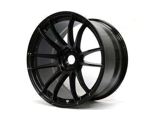 Gram Lights 57XTREME 18X10.5 +12 5-114.3 SEMI GLOSS BLACK
