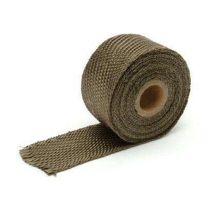 DEI Exhaust Wrap 2in x 15ft - Titanium