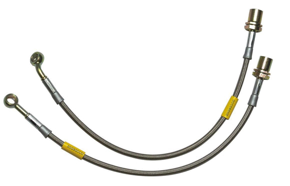 Goodridge 2002-2014 Subaru WRX SS Brake Lines (Front and Rear)