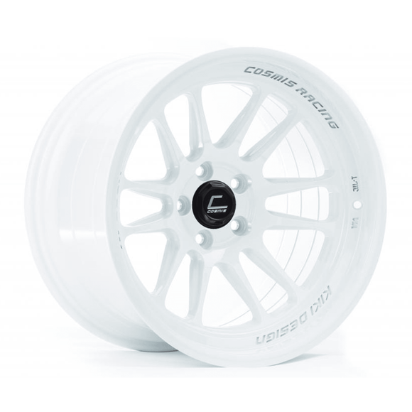 Cosmis Racing XT-206R White Wheel 17x9 +5mm 5x114.3