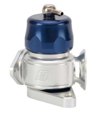 Turbosmart BOV Dual Port Subaru - Blue/Black