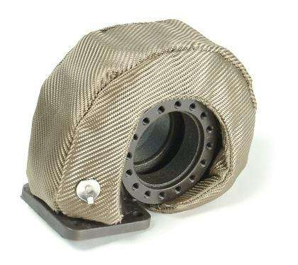DEI Turbo Shield T4 - Shield Only - Titanium