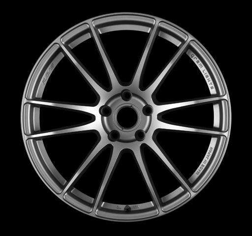 Gram Lights 57XTREME 18X9.5 +30 5-114.3 MATTE GRAPHITE