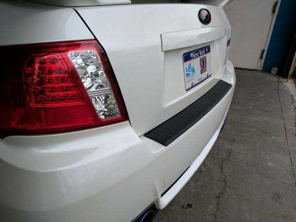 SMY Performance Rear Bumper Protector