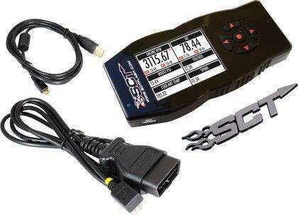 SCT X4 Power Flash Programmers 7015 - 1996-2016 Ford Cars and Trucks