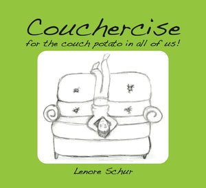 Couchercise book