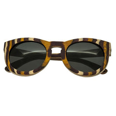 Spectrum Powers Wood Polarized Sunglasses - Multi/Black