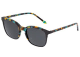 Sixty One Kewarra Polarized Sunglasses - Black/Black SIXS104BK