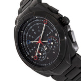 Morphic M79 Series Chronograph Bracelet Watch - Black MPH7903