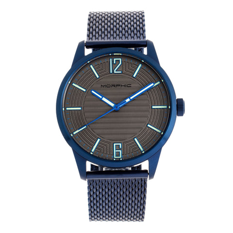 Morphic M77 Series Bracelet Watch - Blue MPH7703
