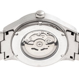 Heritor Automatic Antoine Semi-Skeleton Bracelet Watch - Silver/Blue HERHR8503