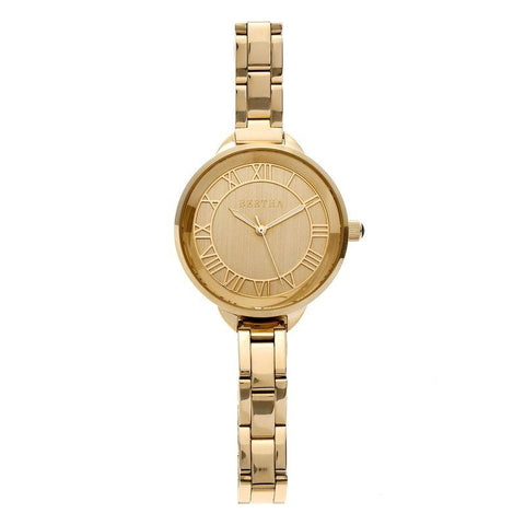 Bertha Madison Sunray Dial Bracelet Watch - Gold BTHBR6702