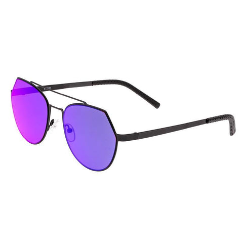 Bertha Hadley Sunglasses - Black/Purple-Pink BRSBR021B