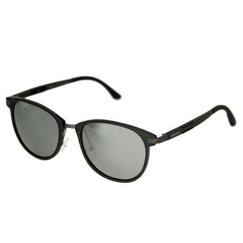 Breed Orion Aluminium Polarized Sunglasses - Gunmetal/Silver BSG020GM