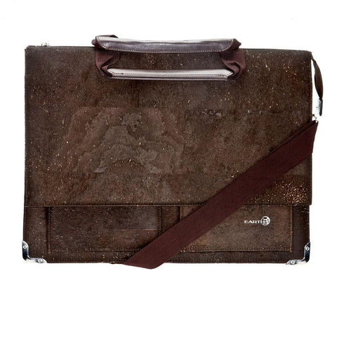 EARTH Cork Briefcases Tondela Ck4003 ETHBCK4003