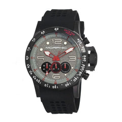 Morphic M23 Series Chronograph Men's Watch - Black/Grey