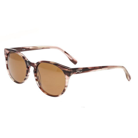Simplify Clark Polarized Sunglasses - Brown Tortoise/Brown SSU102-BB