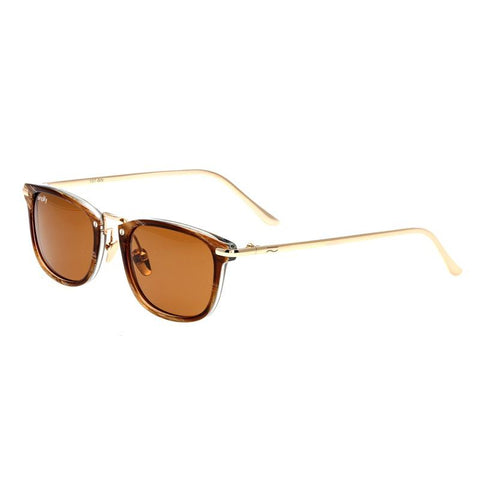 Simplify Foster Polarized Sunglasses - Brown/Brown SSU107-BN