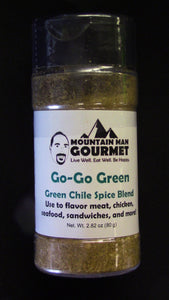 Go-Go Green Chile Spice Blend